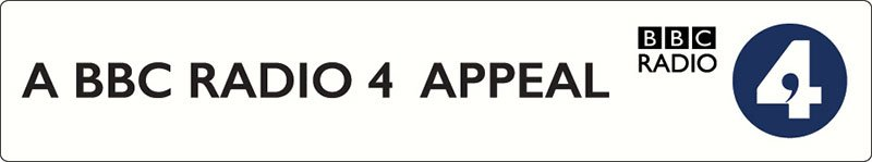 BBC Radio 4 charity appeal badge