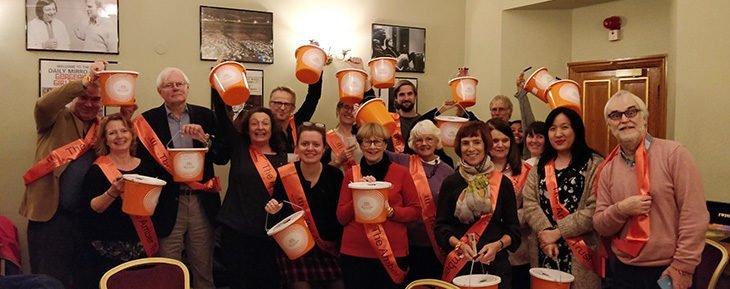 RAH bucket collection