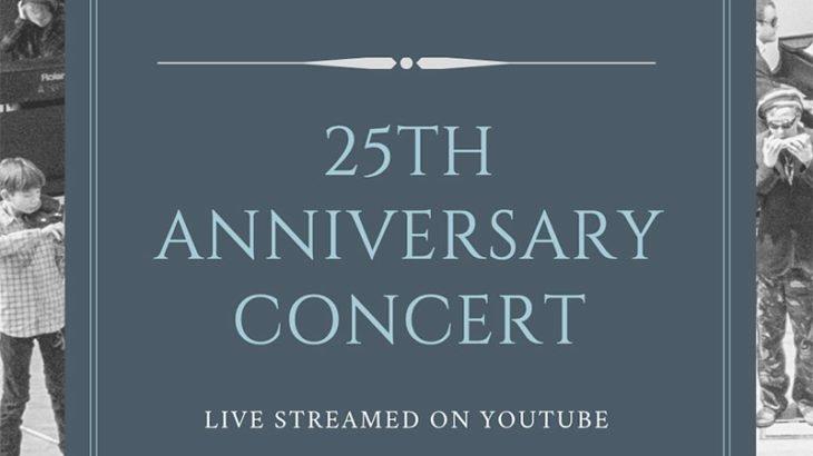 25th Anniversary Programme